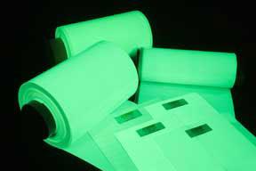 Glow rolls
