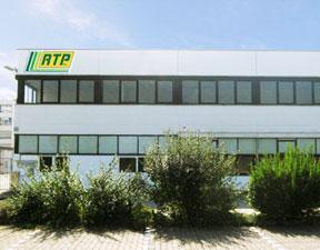 RTP Deutschland GmbH in Ladenburg, Germany.