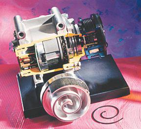 Automotive A/C Compressor | RTP Company
