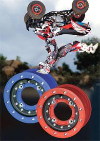 ATV Wheel Beadlock Ring