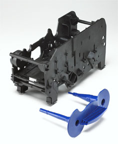 Digital Card Printer Frame