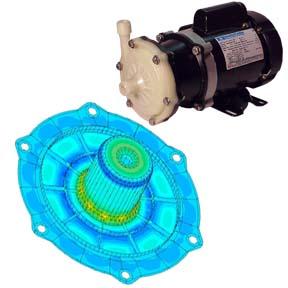 Magnetic Drive Pump Housing