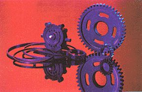 Industrial Seal Rings/Gears