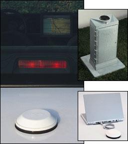 Antenna Pod