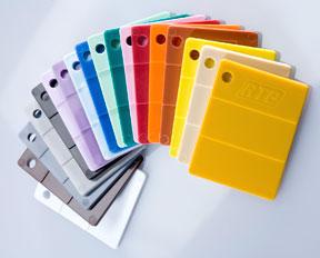 Bio-compatible Colors