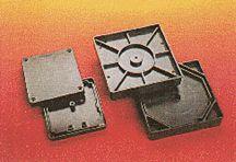 Film Cartridge End Caps