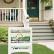 Real Estate Sign Holder