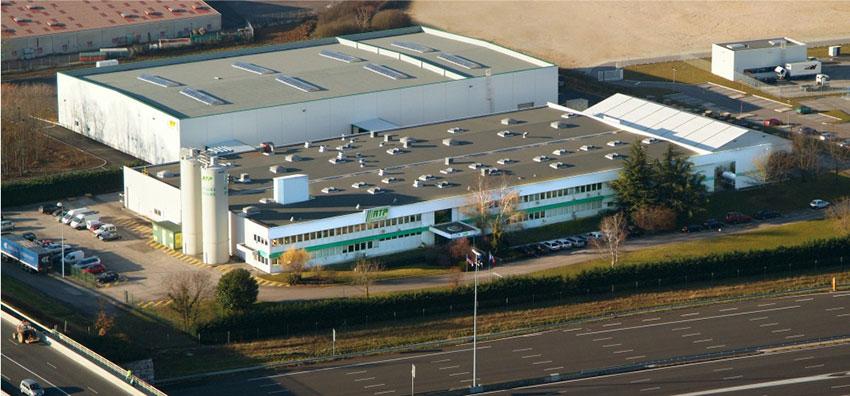 RTP Company Location - Beaune, France