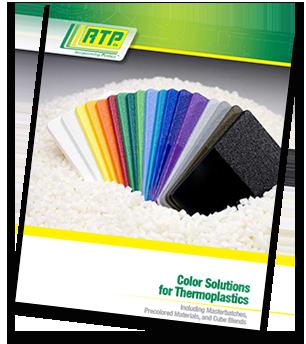 RTP Company - Color Solutions Brochure