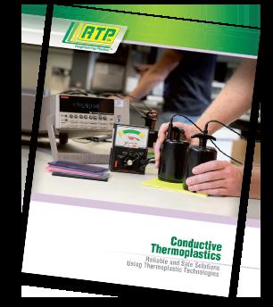 RTP Company - Conductive Thermoplastics Brochure