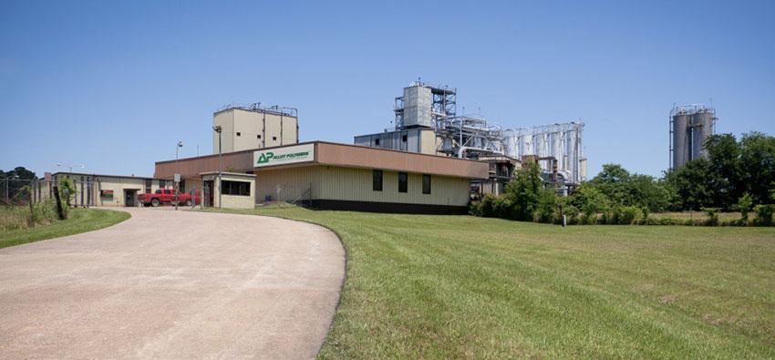 RTP Company Location - Crockett, Texas