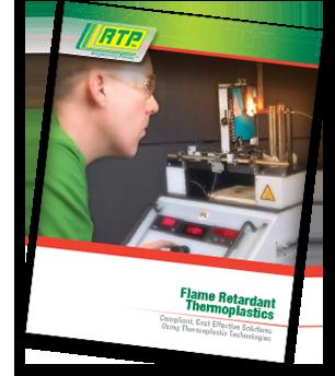 RTP Company - Flame Retardant Thermoplastics Brochure