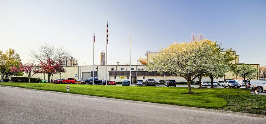 RTP Company Location - Gahanna, Ohio