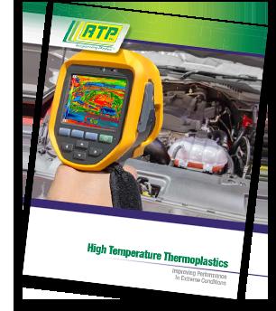 RTP Company High Temperature Thermoplastics Brochure