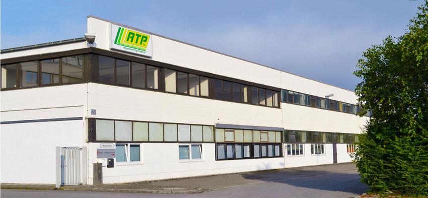 RTP Company Location - Ladenburg, Germany