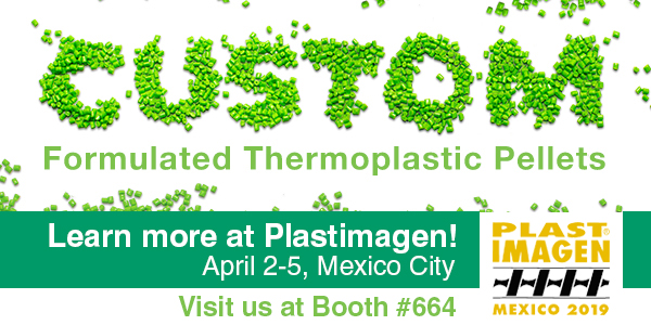 Plastimagen: Visit us at Booth #664