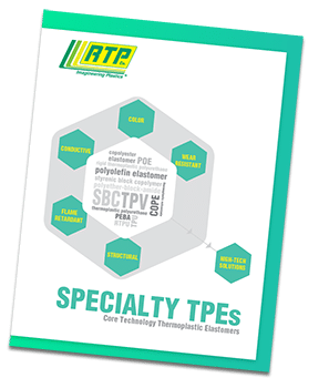 RTP Company Specialty TPEs Brochure