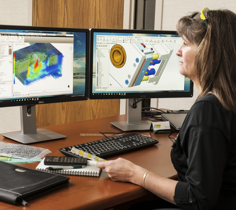 Computer-Aided Engineering (CAE) Support Services