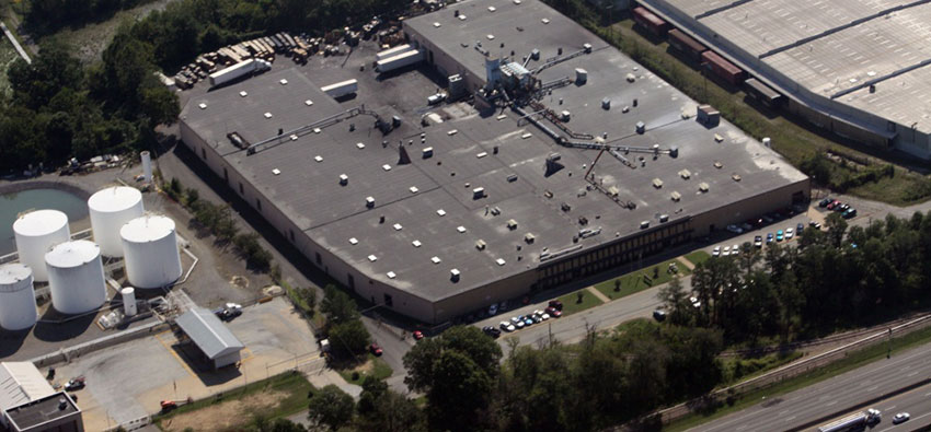 Alloy Polymers Location - Richmond, Virginia