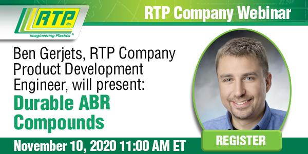 RTP Company Webinar - Durable ABR Compounds