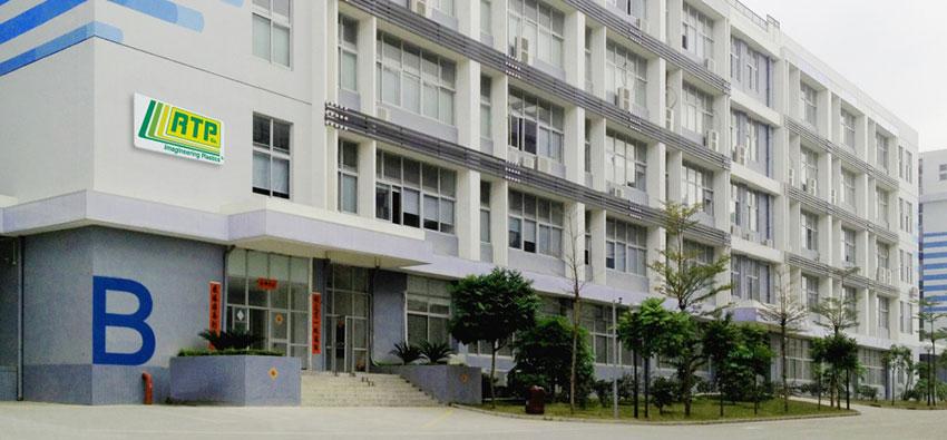 RTP Company Location - Shenzhen, China