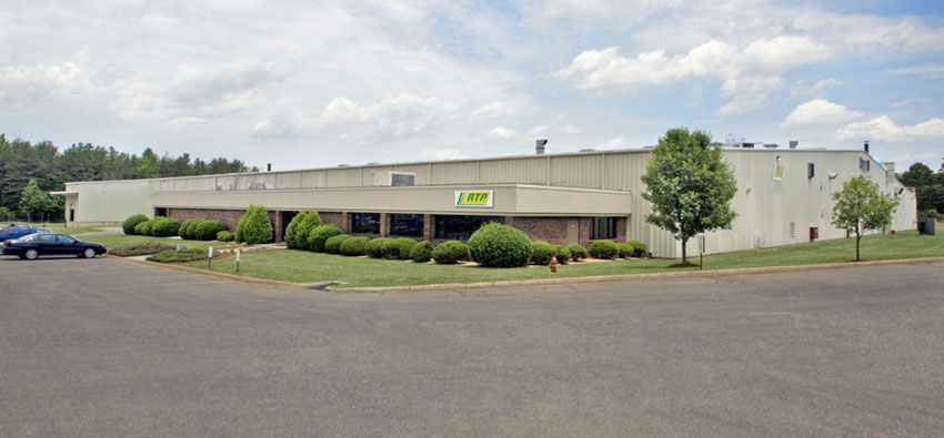RTP Company Location - South Boston, Virginia