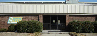 RTP Company - South Boston, Virginia