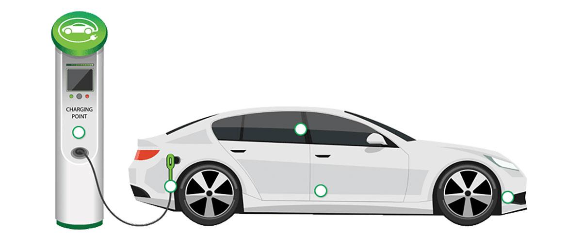 RTP Company Electric & Autonomous Vehicles